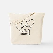 Cute Chefs Tote Bag