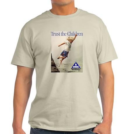 Trust the Children Light T-Shirt