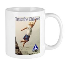 Trust the Children Mug