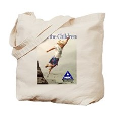 Trust the Children Tote Bag
