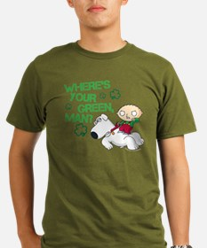 Family Guy Where's Yo T-Shirt