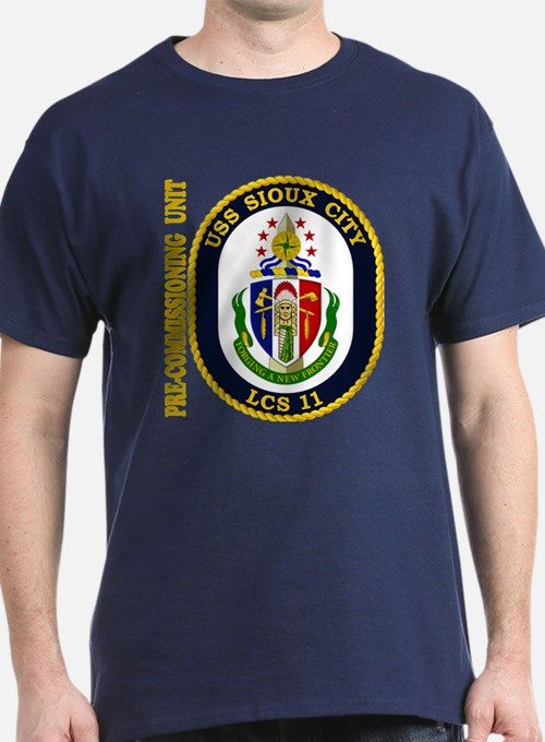 PCU Sioux City T-Shirt