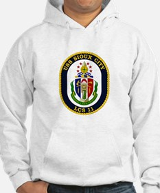 USS Sioux City Hoodie