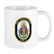 USS Sioux City Mug