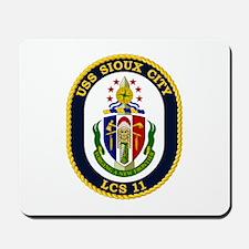 USS Sioux City Mousepad