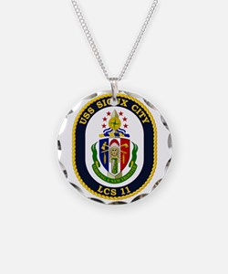 USS Sioux City Necklace