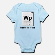 Cool Water Infant Bodysuit