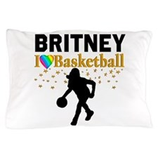 BASKETBALL STAR Pillow Case