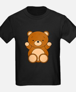 Cute Cartoon Bear T