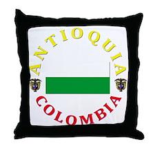 Amazonas Throw Pillow