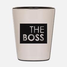 Unique Corporate Shot Glass