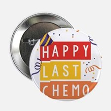 "Cute Chemotherapy 2.25"" Button"