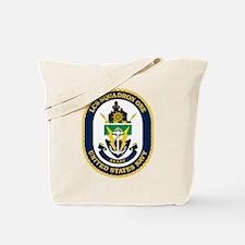 LCS Squadron 1 Crest Tote Bag