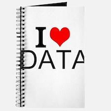 I Love Data Journal