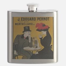 Cool Vintage champagne Flask