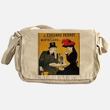 Liquor Messenger Bag