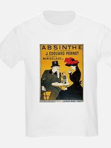 Vintage poster - Absinthe T-Shirt