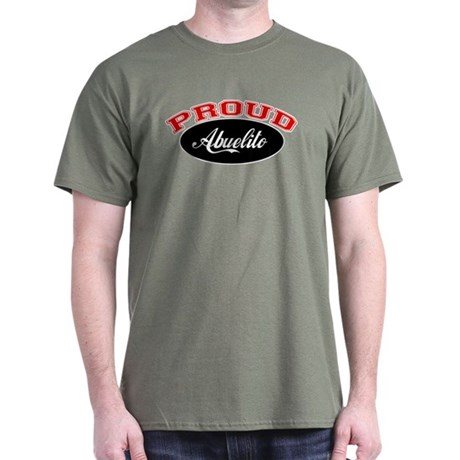 Proud Abuelito Dark T-Shirt