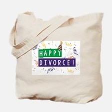 Unique Divorce party Tote Bag