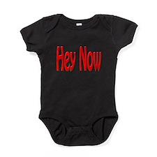 Funny Hey Baby Bodysuit