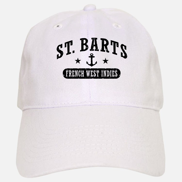 St. Barts Baseball Baseball Cap