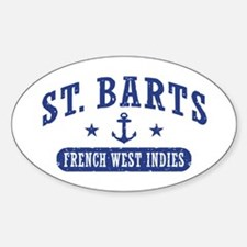 St. Barts Decal