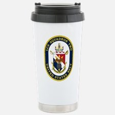 LCS Squadron 2 Crest Stainless Steel Travel Mug