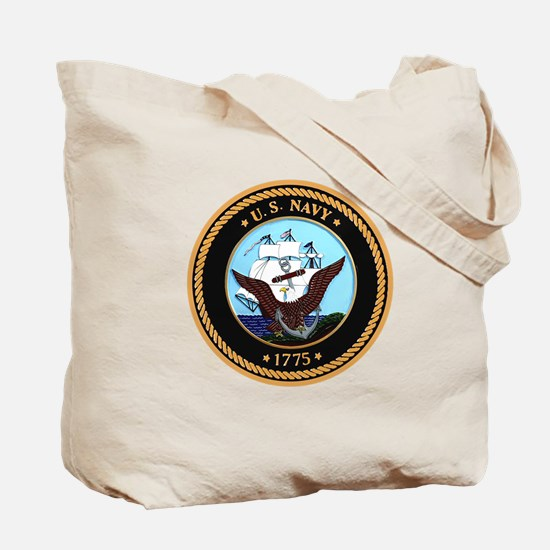 LCS Squadron 2 Crest Tote Bag