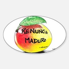 Mango Maduro Decal