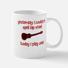 Funny Lap Steel Mugs