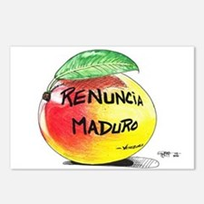 Mango Maduro Postcards (Package of 8)