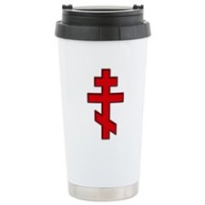Russian Cross Travel Mug