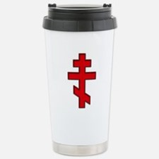 Russian Cross Travel Mug