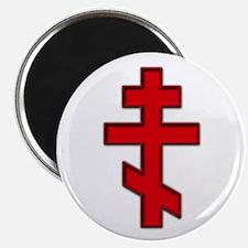 Russian Cross Magnets