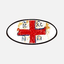 Greek Cross IC XC NIKA Patch