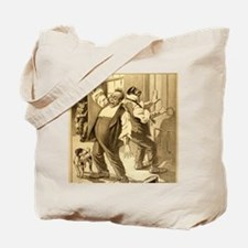Vintage musical theater Tote Bag