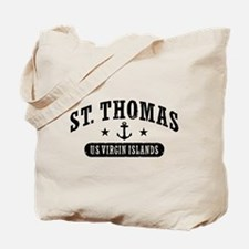 St. Thomas Tote Bag