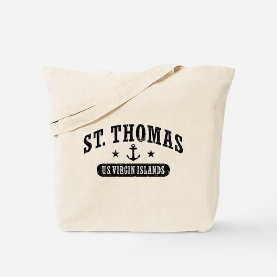 St. Thomas Tote Bag