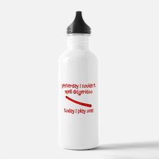 Funny Didgeridoo Water Bottle