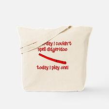Funny Didgeridoo Tote Bag