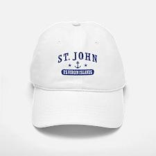St. John Baseball Baseball Cap