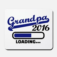 Grandpa 2016 Mousepad