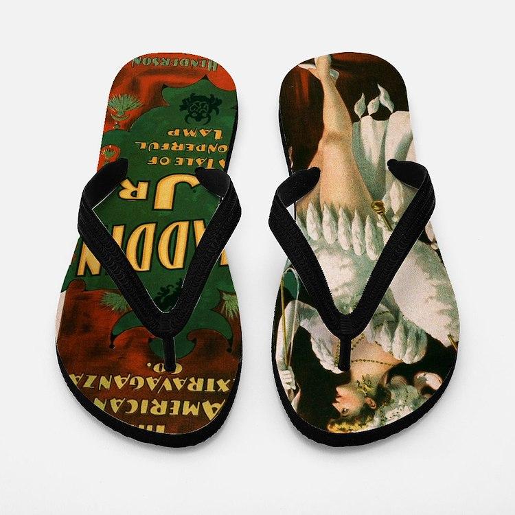 Cute Aladdin Flip Flops