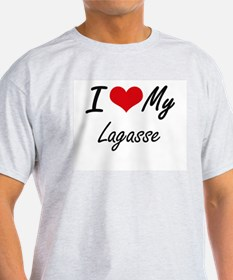 I Love My Lagasse T-Shirt