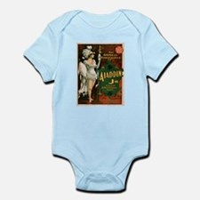 Vintage poster - Aladdin Jr. Body Suit