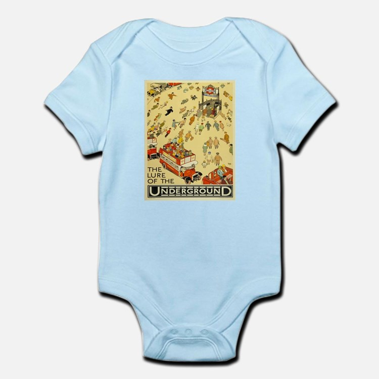 London Underground Baby Clothes & Gifts