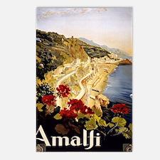 Funny Mediterranean Postcards (Package of 8)
