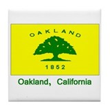 State california oakland Drink Coasters