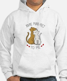You're Purr-fect to Me Jumper Hoody
