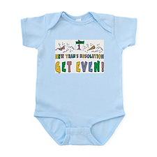 Infant Bodysuit Baby Blue